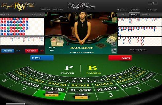 Jogos de baccarat casino 586531