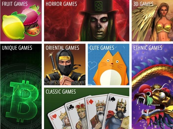 Casinos endorphina slots populares 580608