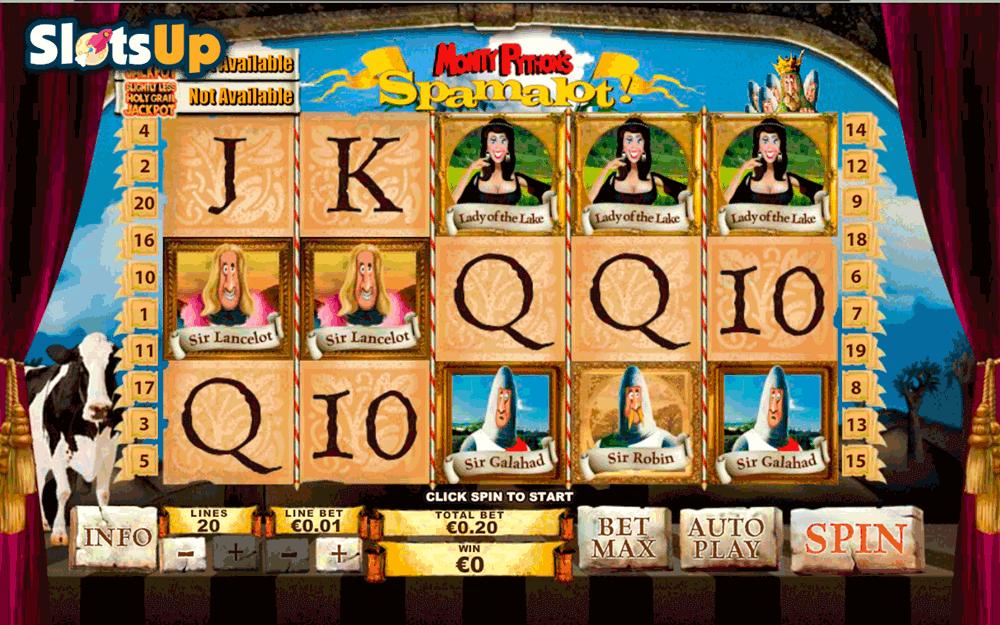 Spamalot casino Brasil 50 717135