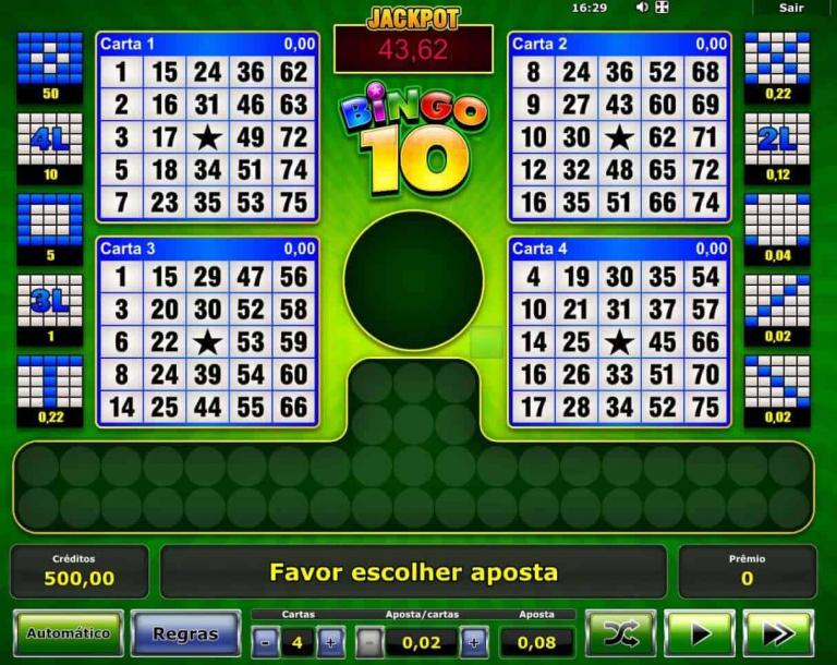 Bingo eletronico online 448626