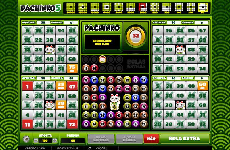 Quero jogar bingo vídeo 566233