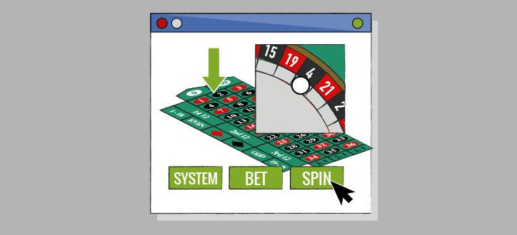 Roleta simulador 146469