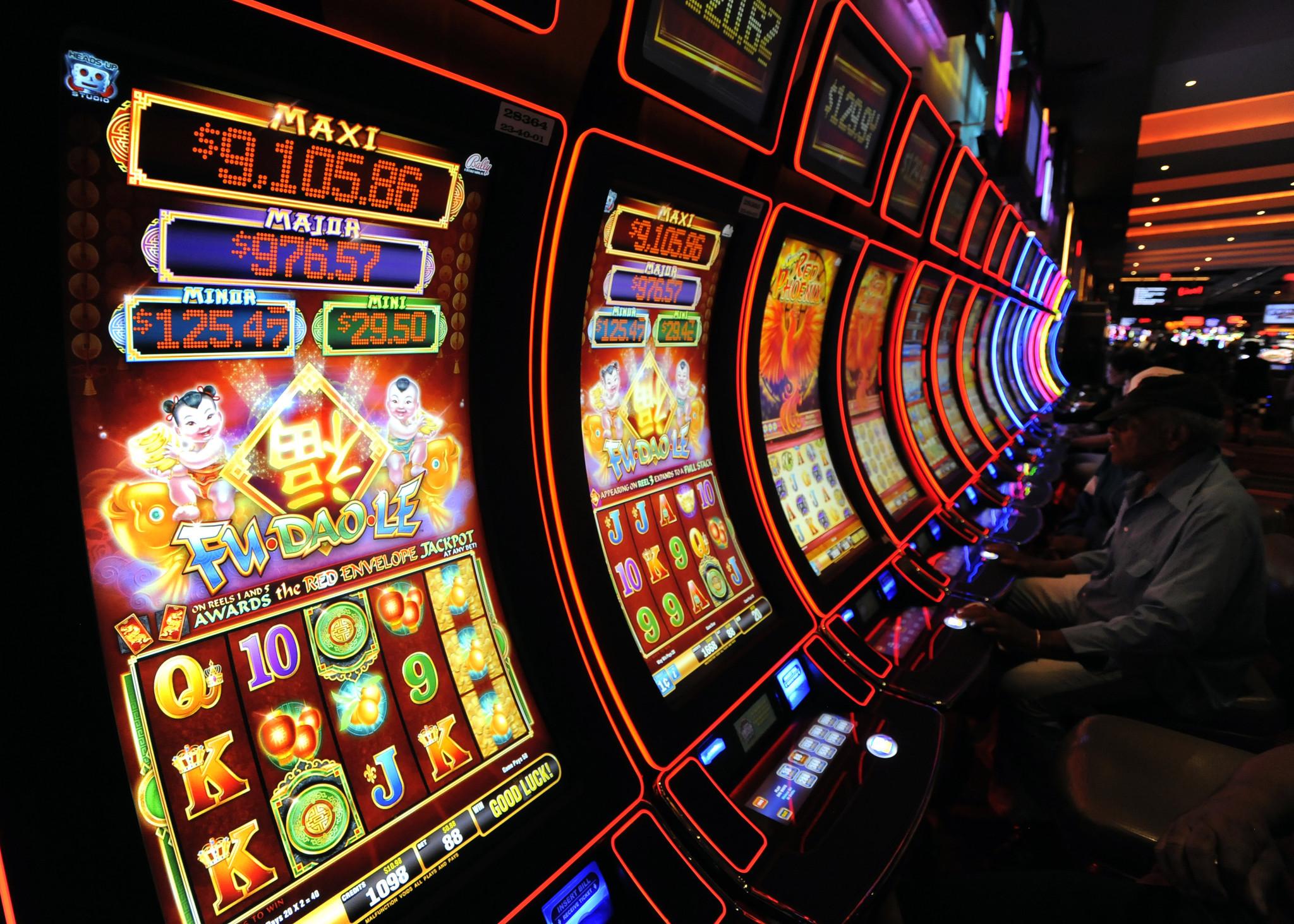 Slots machines 314389