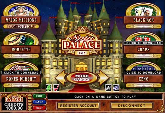 Spin palace net 652151