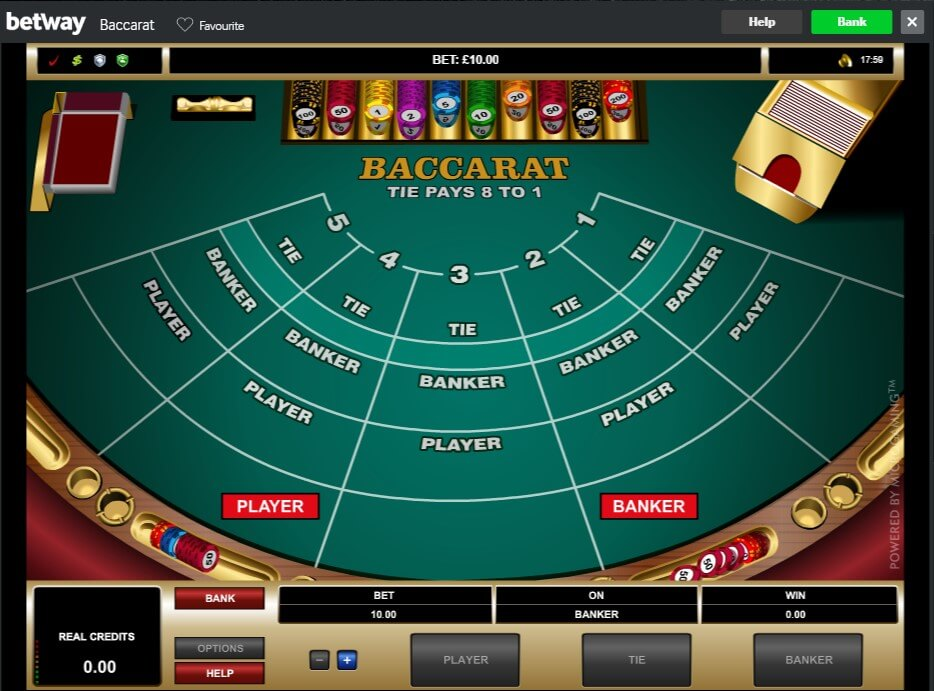 Bet way casino 338657