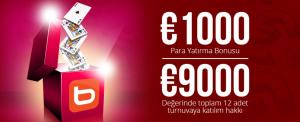 Bonus para 626162