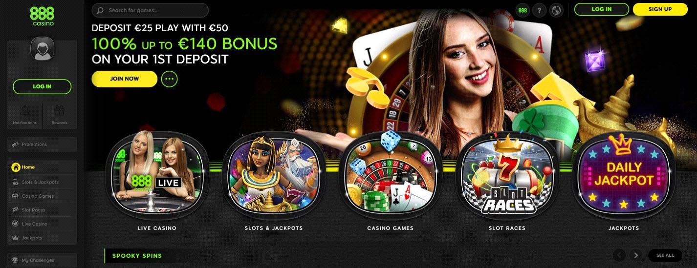 Casino 888 279921