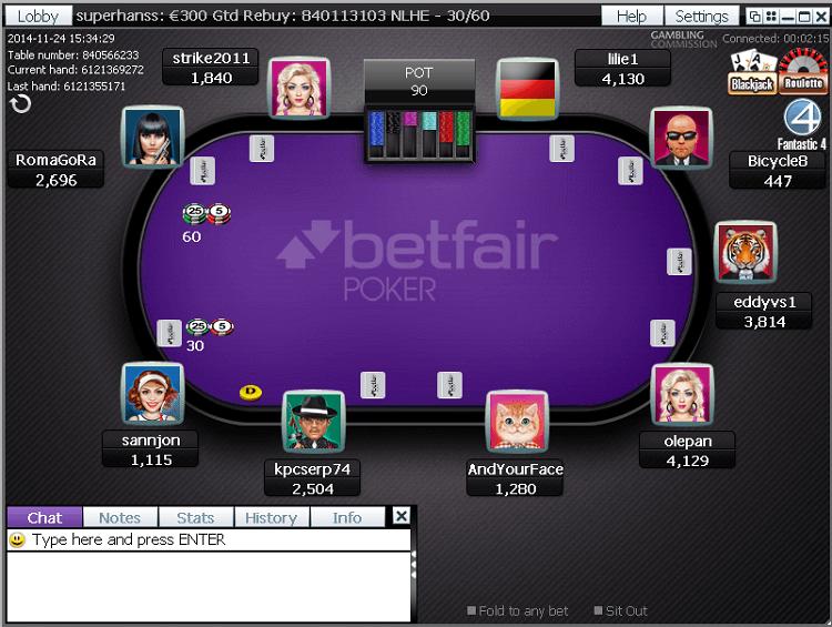Roleta bonus poker spin 304791