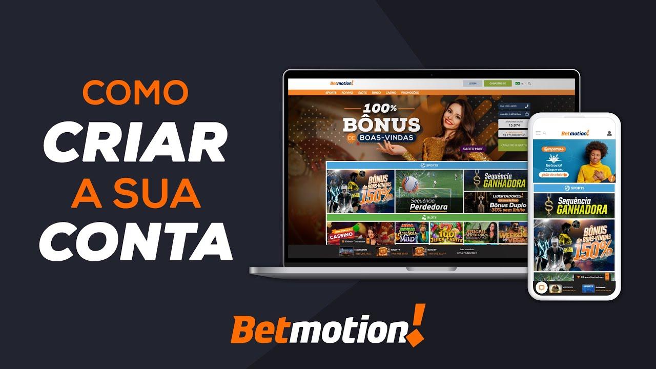 Boas-vindas betmotion apostas esportivas 490154