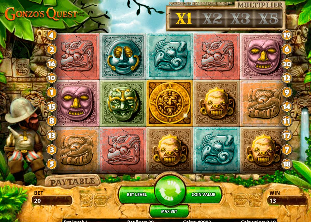 Casinos NetEnt Lisboa 511524