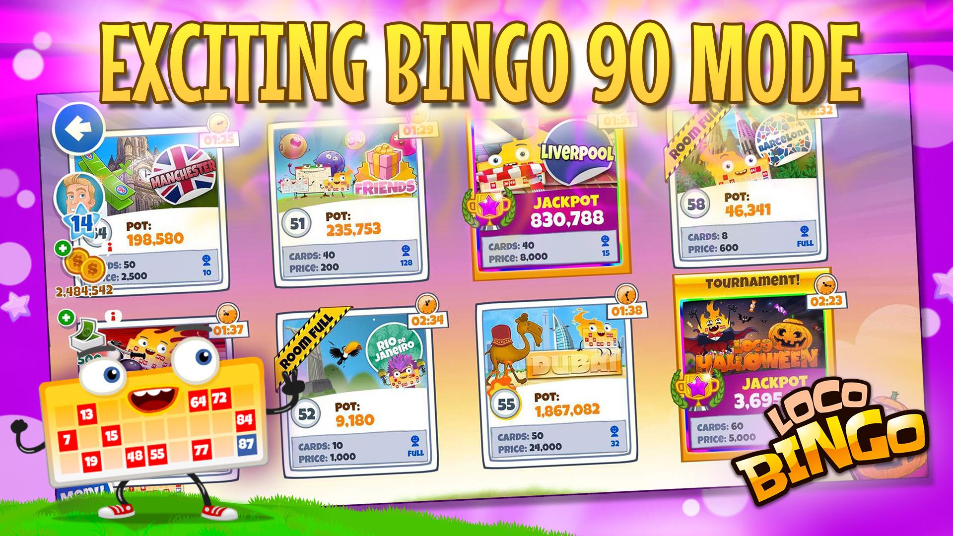 Bingo caça 731252