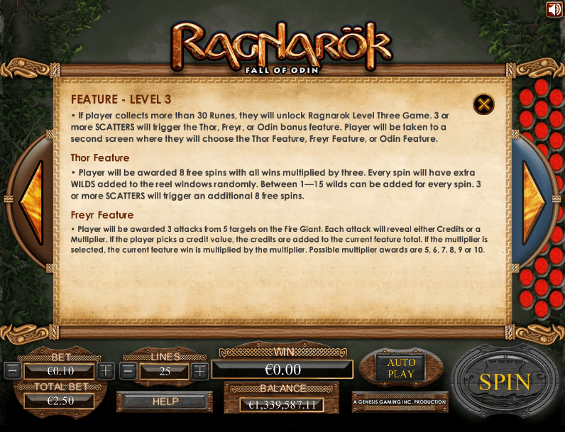Casinos pragmatic play ragnarok 748023