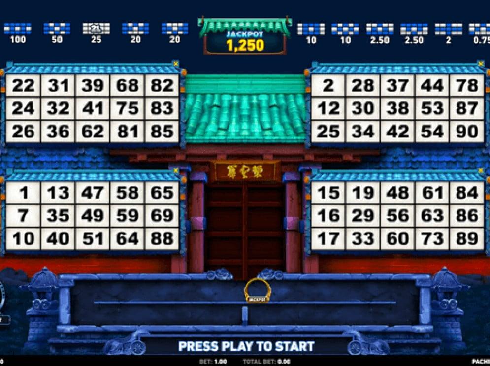 Video bingo pachinko odds 260274