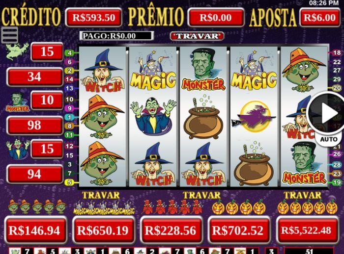 Hotline caça níquel casinos 680785