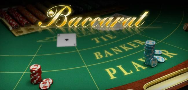 Baccarat online 624015