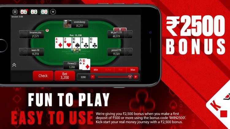 Bet bonus online poker 132243