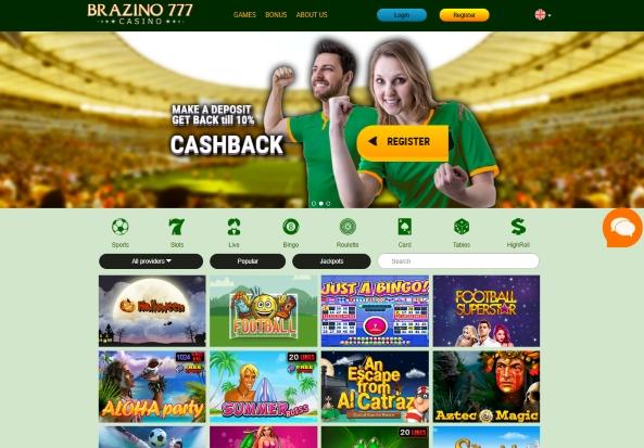 Betclic casino Brasil 257288