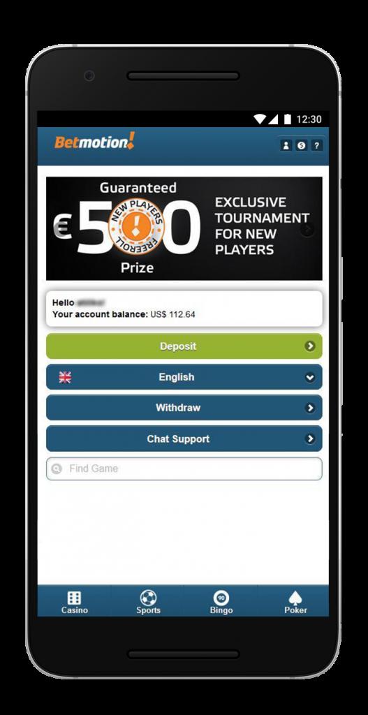 Betmotion bonus online betfair 247477