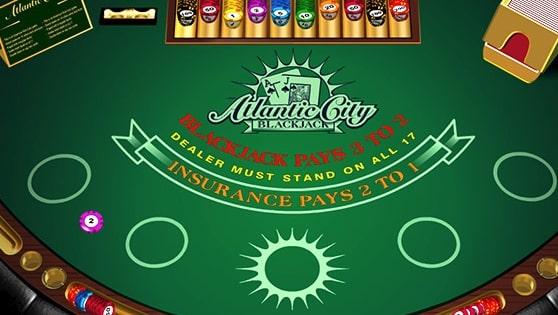 Blackjack americano 438924