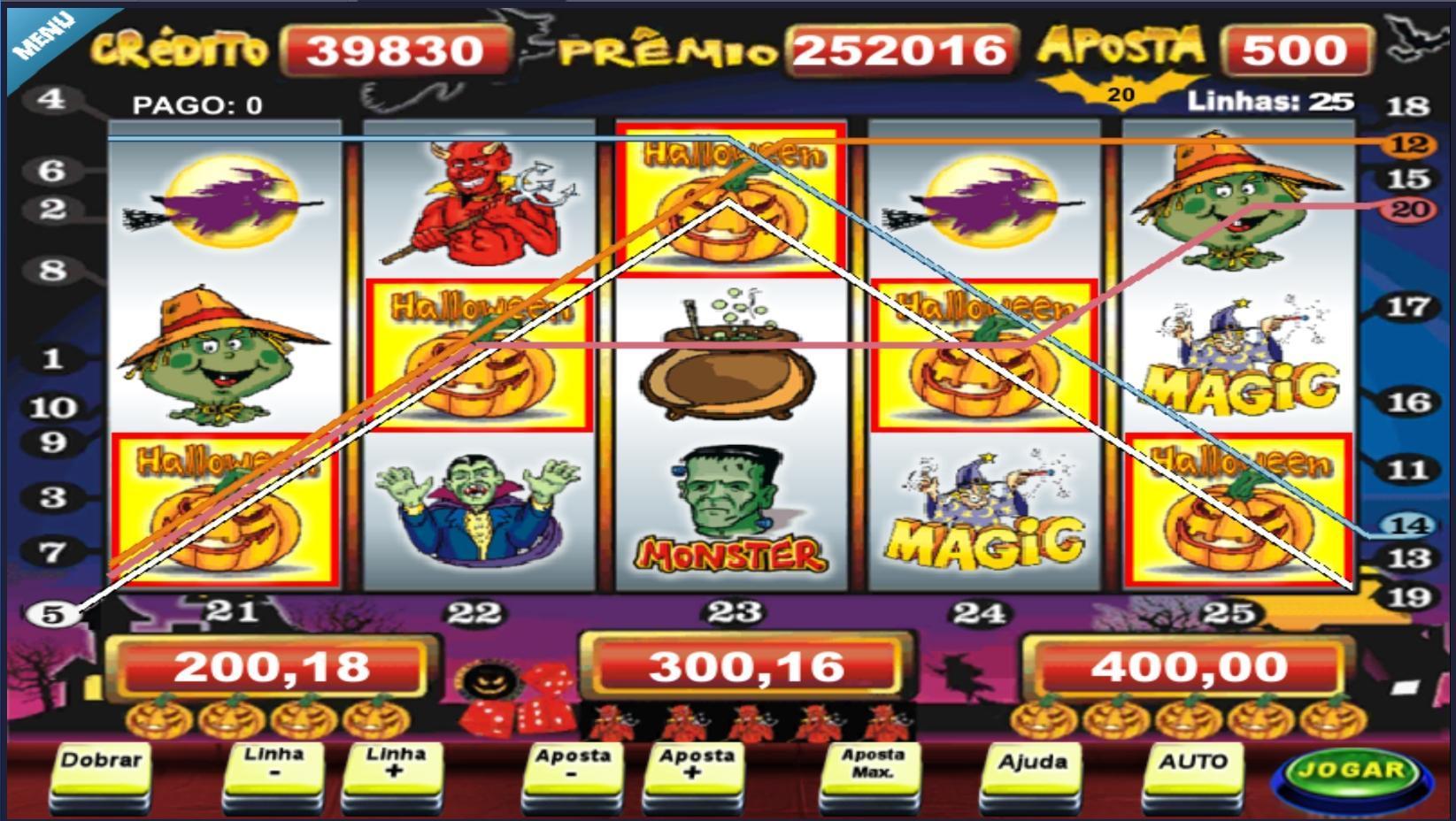 Hotline caça níquel casinos 305490