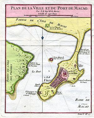 Macau mapa mundi 513327