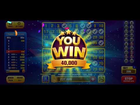 Cassino poker jackpot keno 709901