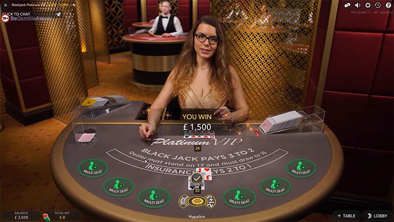 Como jogar blackjack evolution 504939