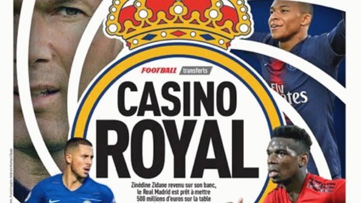 Crown casino Madrid 205898