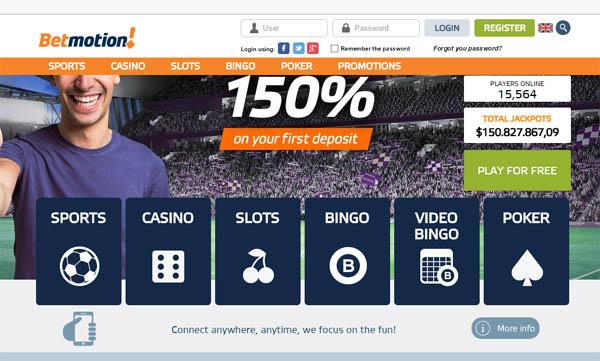 Betmotion 20 online casinos 685377