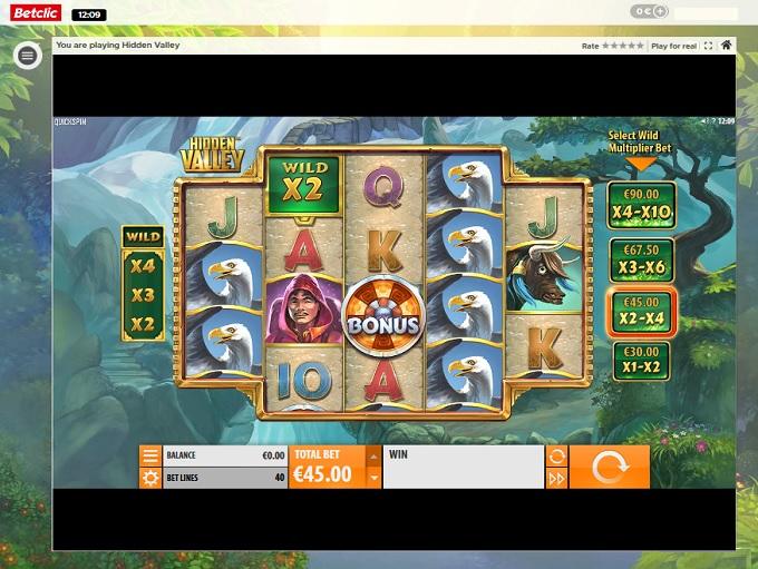 Betclic casino Brasil 618619