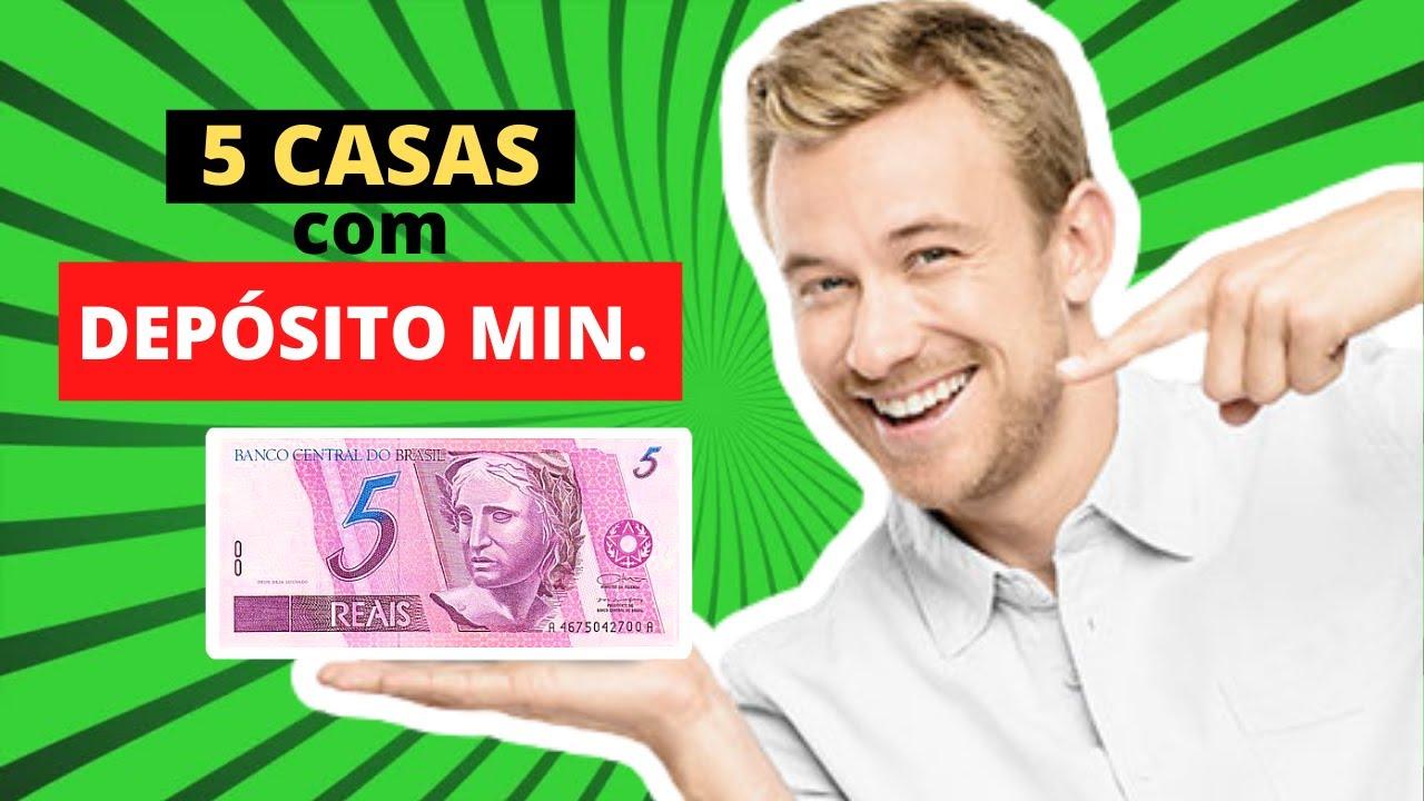 Depósito mínimo Brasil betstip 546237