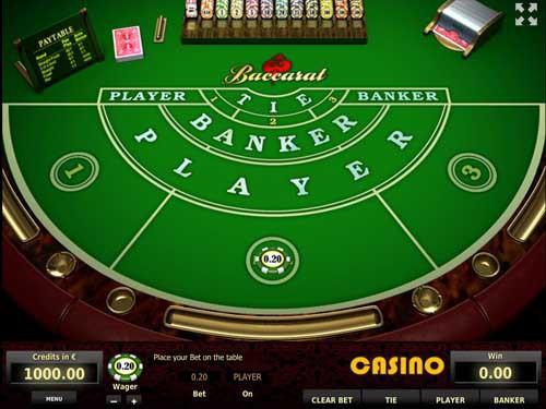 Jogos de baccarat casino 210641