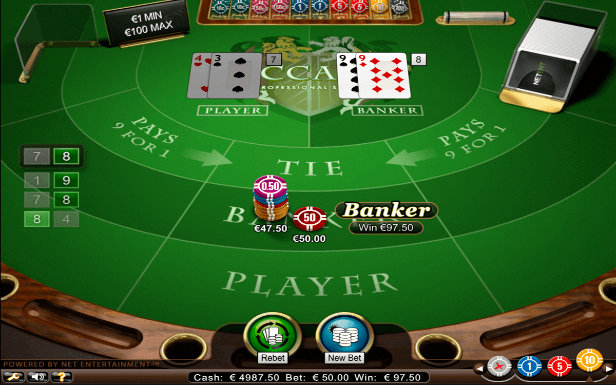 Free spins poker baccarat 727440