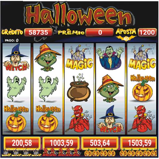 Jogar halloween online 488625