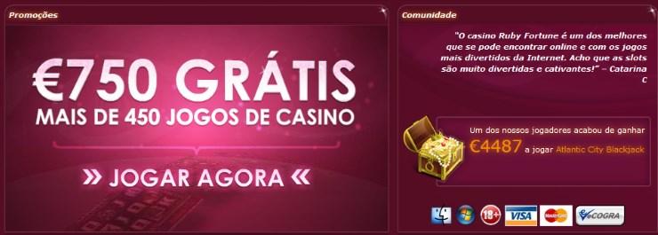 Melhores casinos 294321