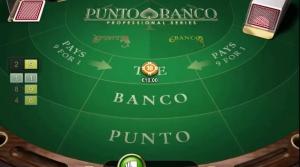 Punto banco casinos habanero 137107