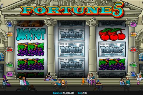 Realistic games slot 475154
