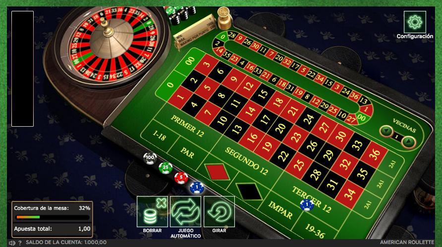 Roleta europeia casinos 678151