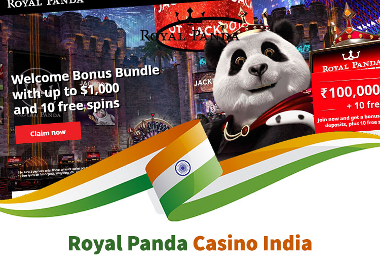 Royal Panda casinos NetEnt 654257