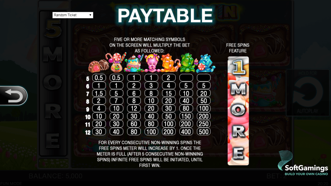 Spins online autoplay casino 228722