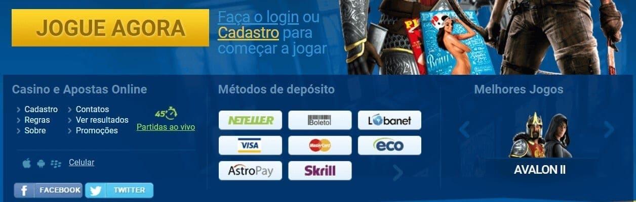 Superaposta website suporte casino 702378