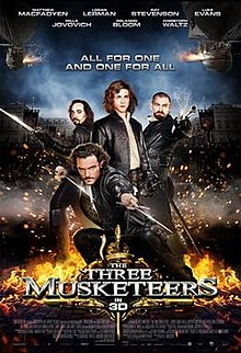 The three musketeers febre 135323