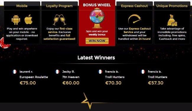 Unique casino bet sites 398535