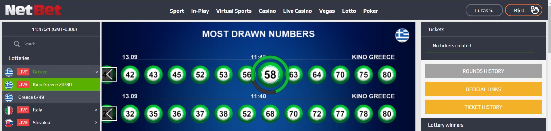 Winner casino netbet tv 118372